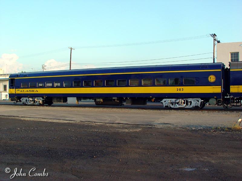 Old Passenger Rail Cars For Sale