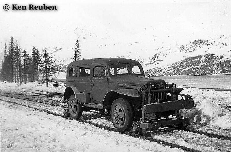 Rail Cars - Page 2 - General Discussion - Antique Automobile