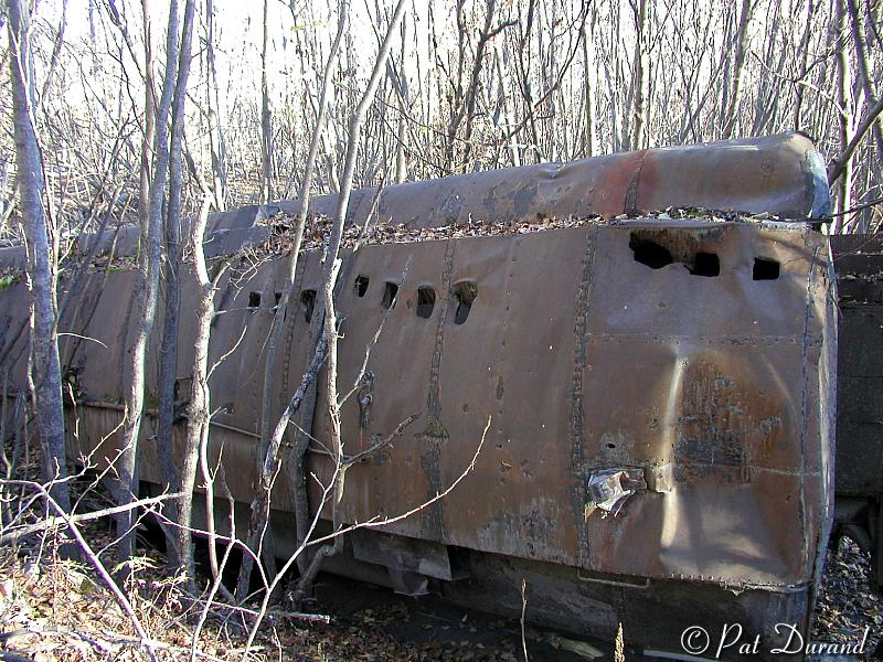 The Railroad Bone Yard