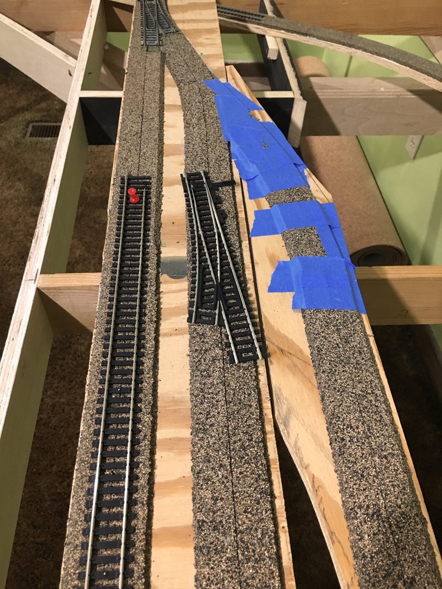 Johns Alaska Railroad Ho Scale Layout V20 Dcc Track Wiring As Carpentry And Laying Draws To A Close It Is Time Turn Our Thoughts All Things Electrical The Will Not Use Dc Or