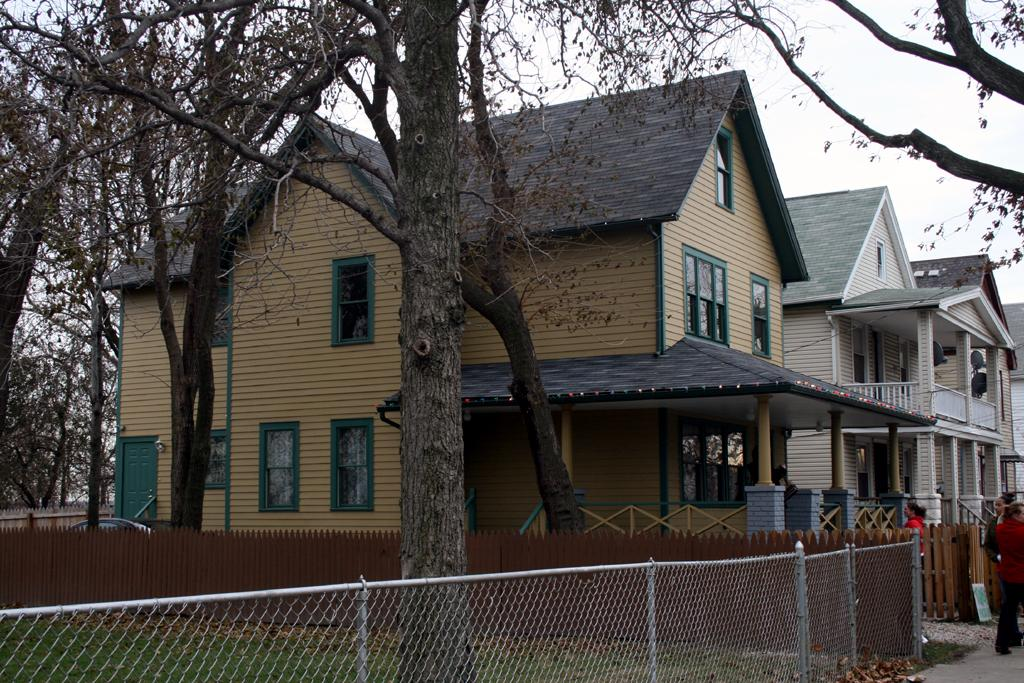 Combs' Christmas Story House Trip