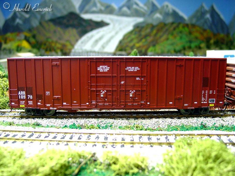 ARR Creations Emerick's Boxcars