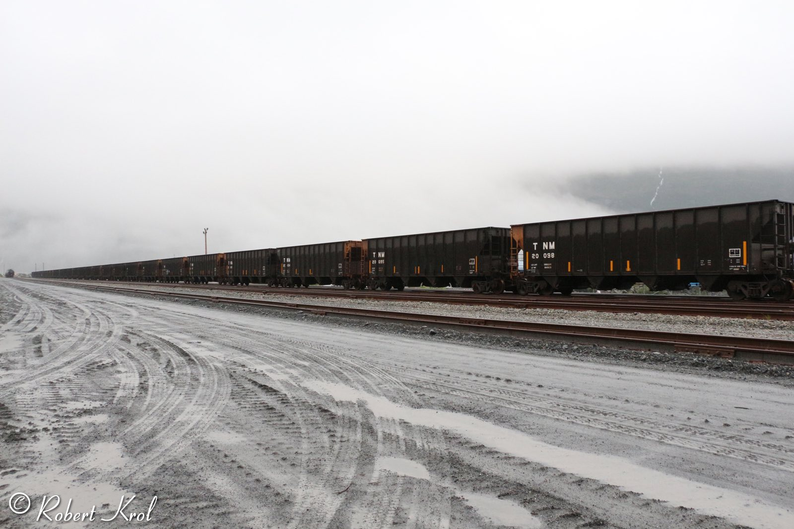 Freight and Passenger Cars - Hoppers