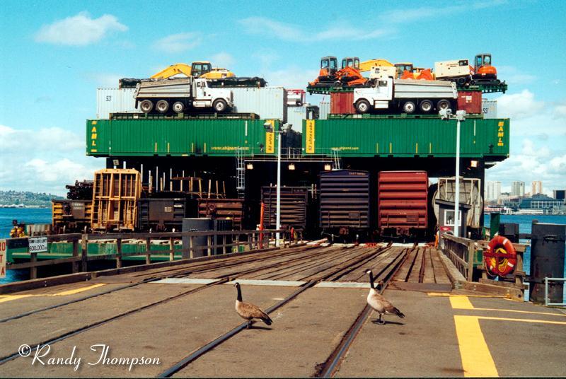 Seattle Dock