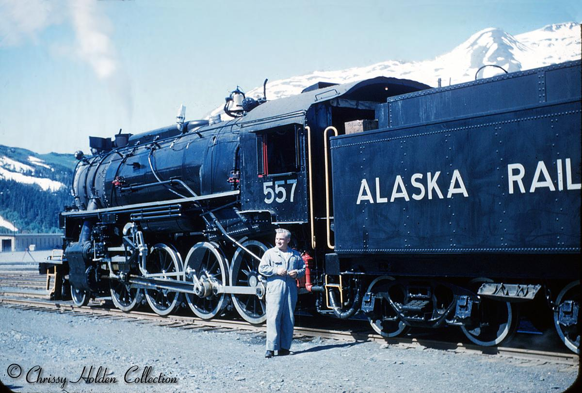 ... 557 in Whittier on the Charter in June of 1959 ...