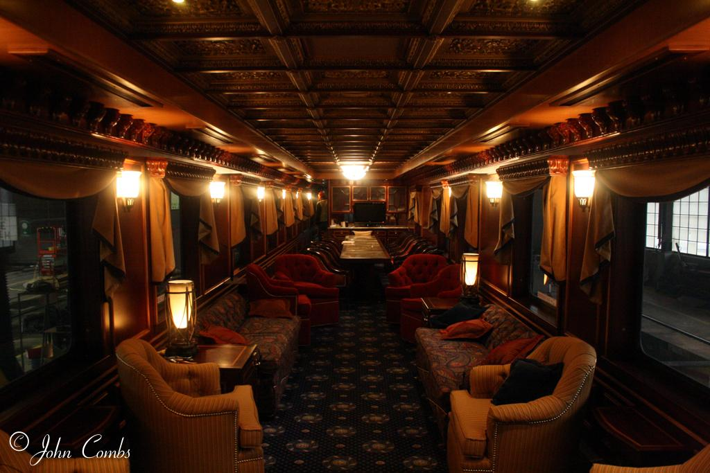 tricked out train cars the rovos rail akon. Black Bedroom Furniture Sets. Home Design Ideas